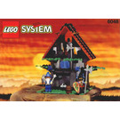 LEGO Majisto's Magical Workshop Set 6048 Instructions