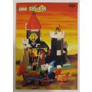 LEGO Majisto's Tower Set 1906 Instructions