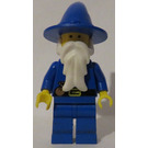 LEGO Majisto Wizard with Black Cape Minifigure