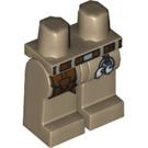 LEGO Major Quinton Steele Legs (3815 / 10437)