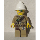 LEGO Major Quinton Steele Minifigure