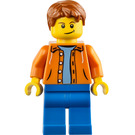 LEGO Male City Minifigure