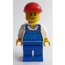 LEGO Male Desk Card Builder Minifigure