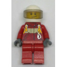 LEGO Male Fire Helicopter Pilot Minifigure