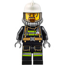 LEGO Male Firefighter Minifigure