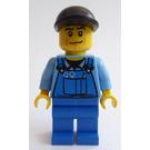 LEGO Male in Coveralls Minifigure