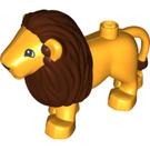 LEGO Male Lion (12044 / 34195)