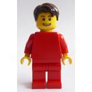 LEGO Male Mechanic Minifigure