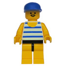 LEGO Male Paradisa Minifigure