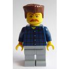 LEGO Male Patient Minifigure