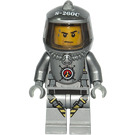 LEGO Male Scientist in Heatsuit with Sweat Drops Minifigure
