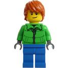 LEGO Male Skater Minifigure