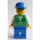 LEGO Male with Blue Sunglasses Minifigure