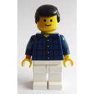 LEGO Male with Plaid Shirt Minifigure