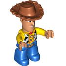 LEGO Male, Woody Duplo Figure
