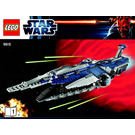 LEGO Malevolence Set 9515 Instructions