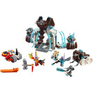 LEGO Mammoth's Frozen Stronghold Set 70226