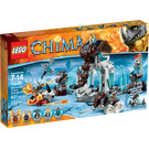 LEGO Mammoth's Frozen Stronghold Set 70226 Packaging