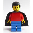 LEGO Man in Cape Minifigure