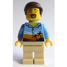 LEGO Man in Hawaiian Shirt Minifigure