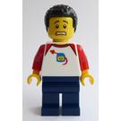 LEGO Man in Space TShirt Minifigure