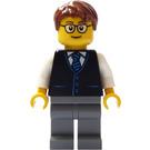 LEGO Man in Vest Minifigure