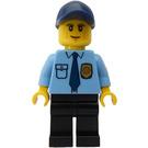 LEGO Man with Badge on Shirt Minifigure