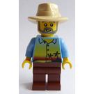 LEGO Man with Hawaiian Shirt Minifigure