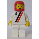 LEGO Man with Red Stripe Minifigure