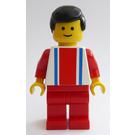 LEGO Man with Striped Shirt Minifigure