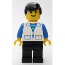 LEGO Man with Suit Minifigure