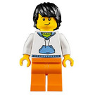LEGO Man with Sweatshirt Minifigure
