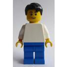 LEGO Man with White Shirt Minifigure