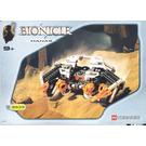 LEGO Manas Set 8539 Instructions
