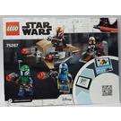 LEGO Mandalorian Battle Pack Set 75267 Instructions
