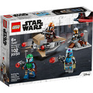 LEGO Mandalorian Battle Pack Set 75267 Packaging