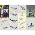LEGO Mandalorian Fighter Set 30241 Instructions