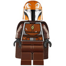 LEGO Mandalorian Warrior Minifigure