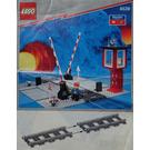 LEGO Manual Level Crossing Set 4539 Instructions