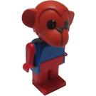 LEGO Marc Monkey Fabuland Figure