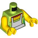 LEGO Marge Simpson Torso with White Apron Decoration (76382)