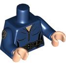 LEGO Maria Hill Minifig Torso (973 / 88585)