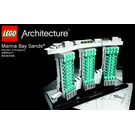 LEGO Marina Bay Sands Set 21021 Instructions