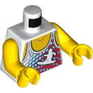 LEGO Marina Wind Surfer Torso (76382)