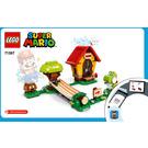LEGO Mario's House & Yoshi Set 71367 Instructions