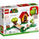 LEGO Mario's House & Yoshi Set 71367 Packaging