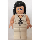 LEGO Marion Ravenwood with white Outfit Minifigure