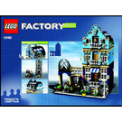 LEGO Market Street Set 10190 Instructions