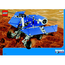 LEGO Mars Exploration Rover Set 7471 Instructions