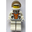 LEGO Mars Miner Unshaven with Goggles Minifigure
